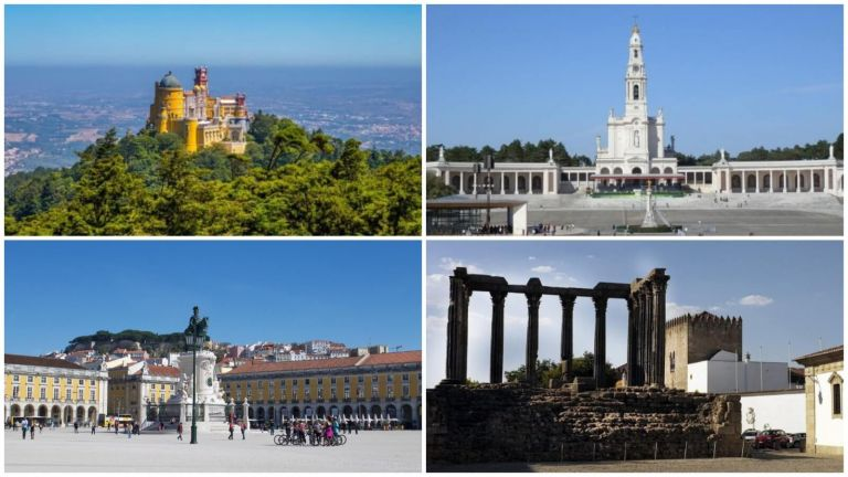 4-Day Private Tour of Fatima and Lisbon with surroundings from Porto