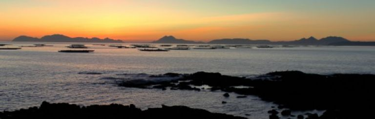 "Cies Islands & Vigo Bay Sunset 2015 – EATours ""Top Sights to See in Spain"""