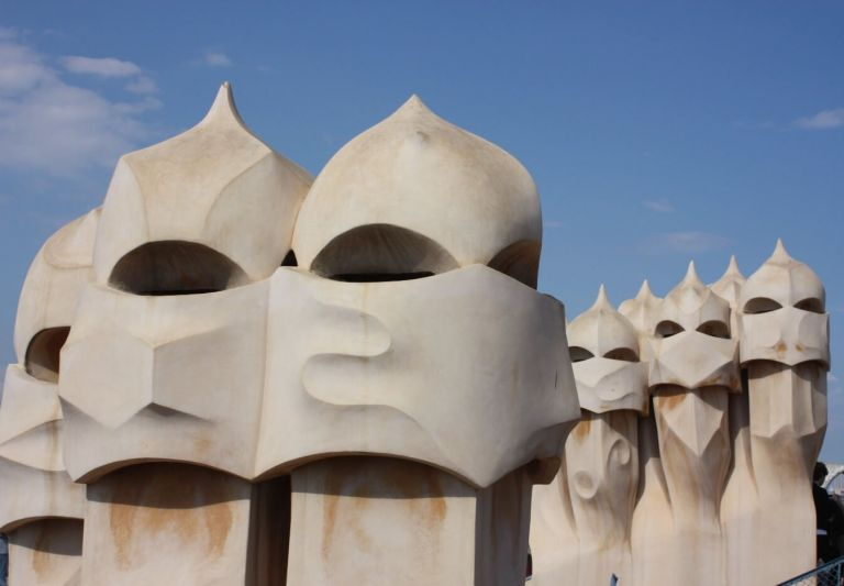 Barcelona Classic and Artistic Full Day City Coach Tour