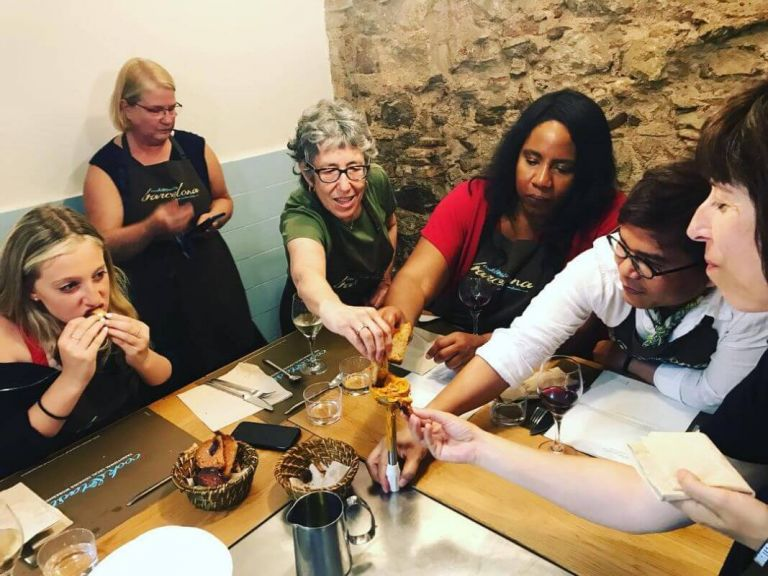 Private Hands- on Cooking Class in Barcelona (Traditional Spanish/Catalan Cuisine)