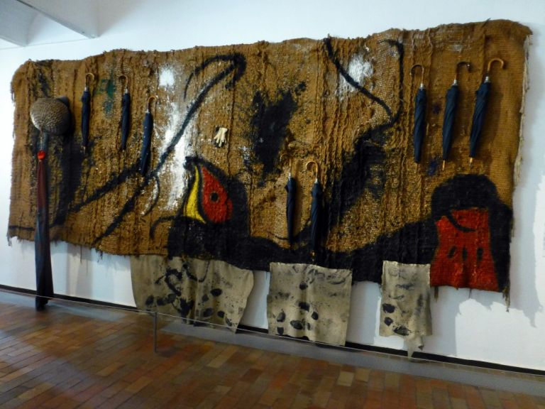 Picasso and Miro Art Museums Tour with Expert Art Guide
