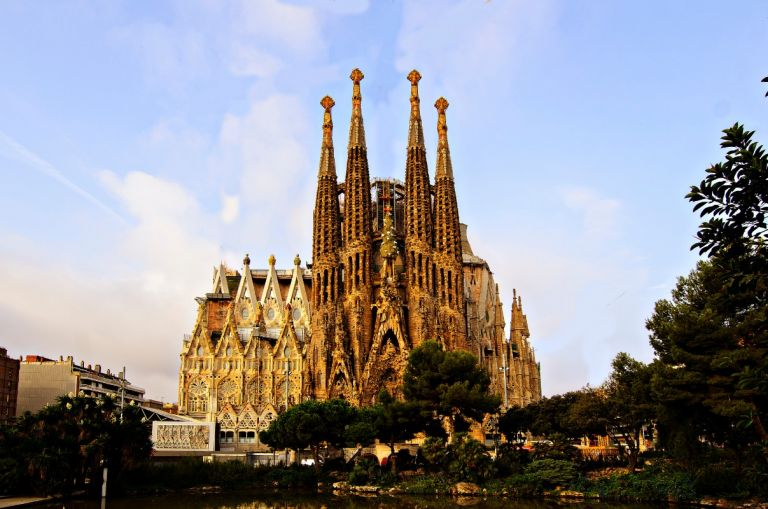 Barcelona Panoramic City Tour