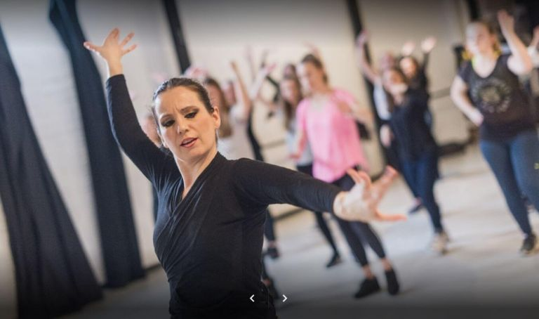 Introduction to Flamenco Dancing Class  and Live Performance