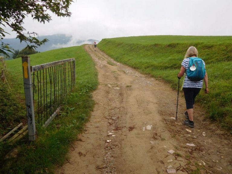 Camino Santiago Tour: French Way in Galicia Guided or Independently Walking with baggage transfers