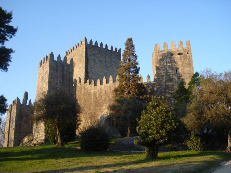 Guimaraes Unesco Heritage Old Quarter Walking Tour