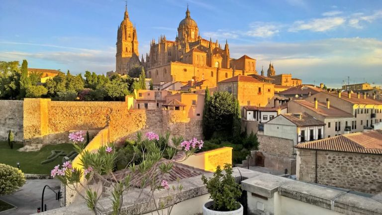 Discovering the UNESCO Heritage Cities Tour: Salamanca, Avila and Segovia