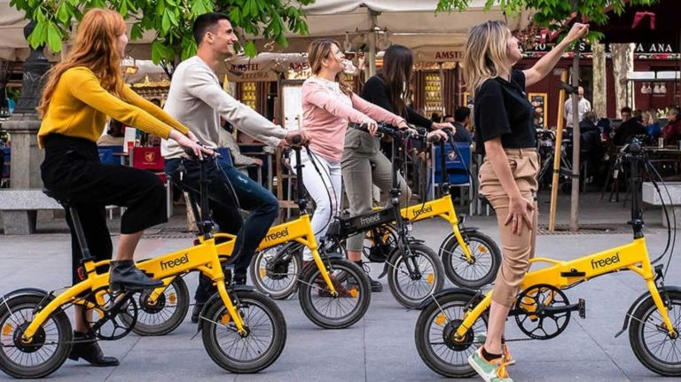 Madrid eBike Tour (Morning or Afternoon)