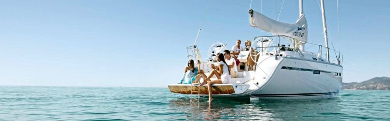 Private Balearic Island Sailing day trip around Palma de Mallorca with Transfer included