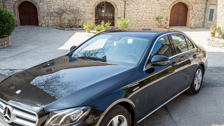 Private Driver-Chauffeur Car or Minivan Transfers and Transportation Services in Palma de Mallorca Balearic Islands