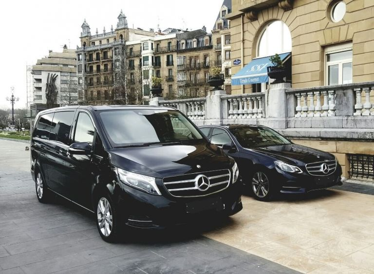 Private Driver Car Services and Transfers in San Sebastian, Basque Country