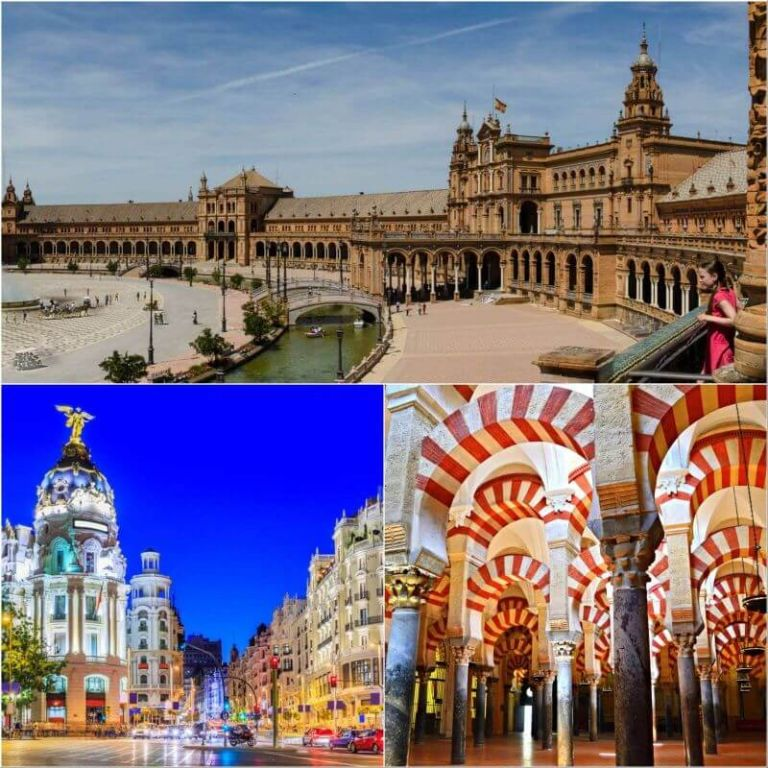 Customized Tour of Madrid and Andalucia