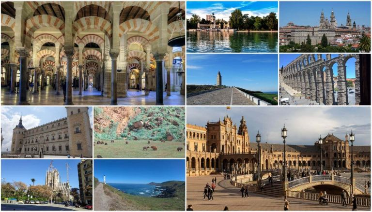 Top 10 Virtual Tours of Spain