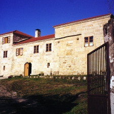 Pazo de Hermida Manor House (Pazo) we stayed at one of the nights