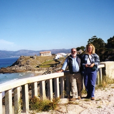 Great photo stop to see the coast near Porto do Son