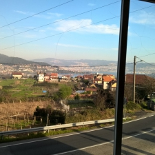Views from Dining Room - Galicia Coastal Cooking Class on Vigo Bay