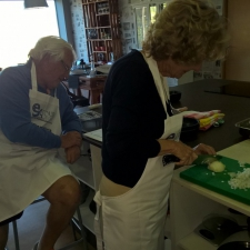 Hands-on Cooking - Galician Coastal Cooking Class on Vigo Bay