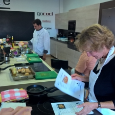 Recipes to follow Class - Galician Coastal Cooking Class on Vigo Bay