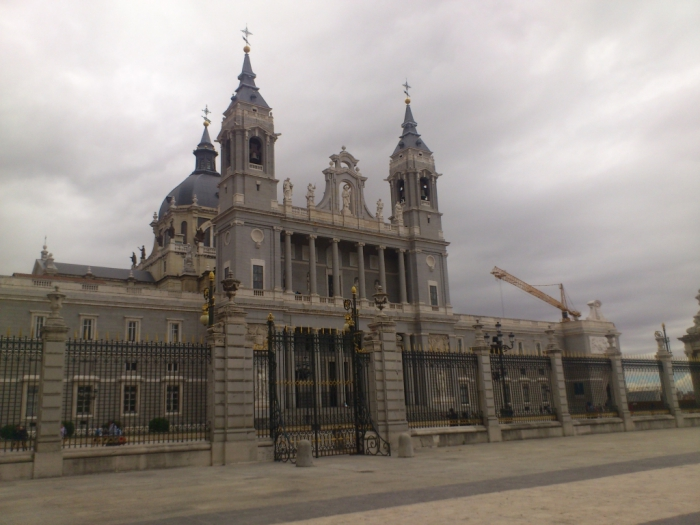Royal Palace on Madrid Private Walking Tour