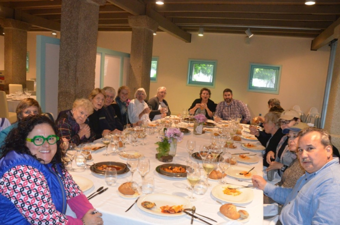 Pazo Baion - Gourmet Group Lunch in the winery