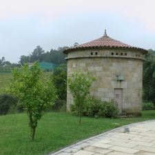 Pazo Baion Albarino Winery - Palomar (Pigeon House)