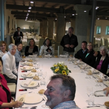 Pazo Baion - VIP Group Lunch in the winery