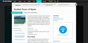 Guided Tours of Spain - St. James Way Bike Tour - Cycle the Camino de Santiago