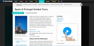 Spain & Portugal Guided Tours