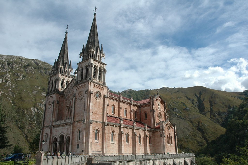 Covadonga Cathedral