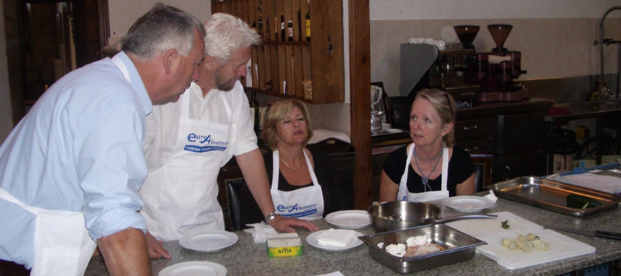 Cooking, Food and Wine Tour of Galicia