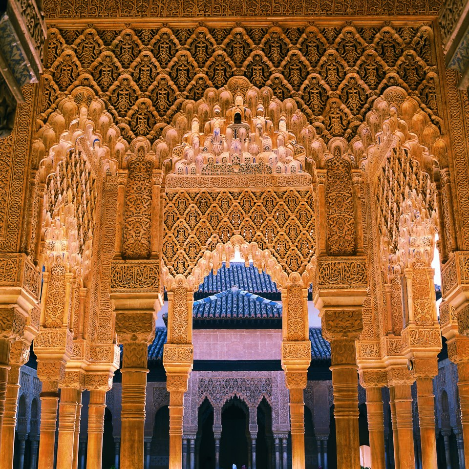 Alhambra Palace of Granada