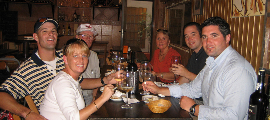 Sean´s Tapa and Wine Tour Vigo