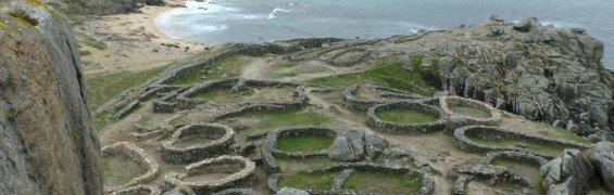 Celtic Hill-fort Castro de Baro�a